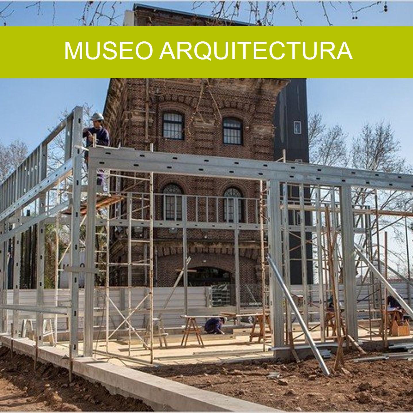 MUSEO DE ARQUITECTURA, LA EXPRESIÓN DE LA TECNOLOGÍA.