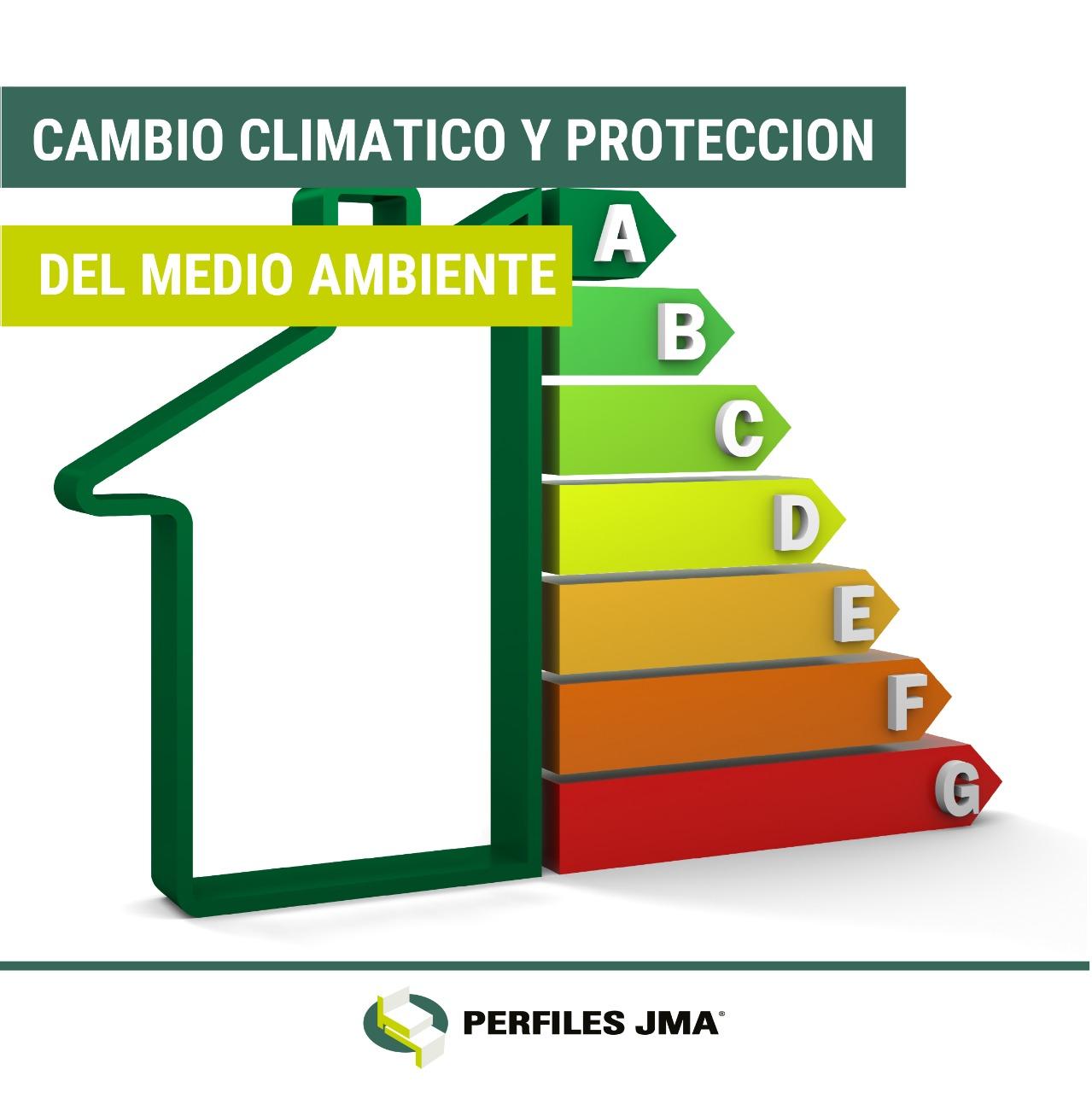 CAMBIO CLIMÁTICO Y PROTECCIÓN DEL MEDIO AMBIENTE